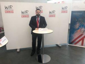 Австрийско-Белорусском бизнес-форуме в Вене