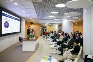 семинар в Китайско-Белорусском индустриальном парке «Великий камень»