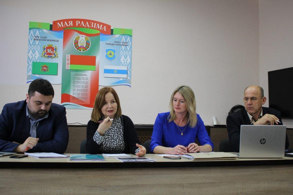 заседание Совета по развитию предпринимательства